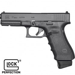 Cybergun Glock 17 Gen4 CO2 Blowback GBB