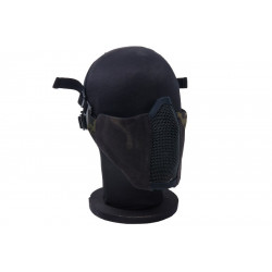 TMC PDW Soft Slide 2.0 Mesh Mask - Multicam Black -