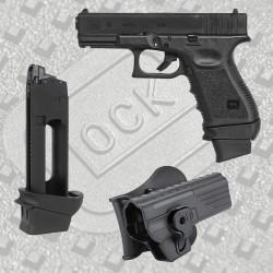 Starter pack GBB Glock 19 GEN3
