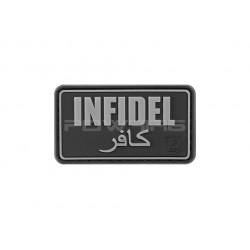 INFIDEL velcro patch (selectable)