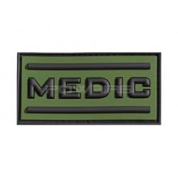 Patch Velcro MEDIC (sélectionnable)