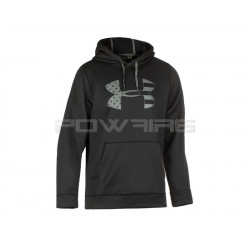 Under Armour Tonal BFL Hoodie Black -