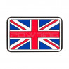 Great Britain Flag velcro patch (selectable) -