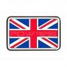Patch Velcro Royaume Uni (sélectionnable) -
