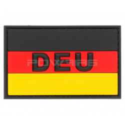 German Flag velcro patch (selectable)