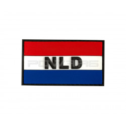 Netherlands Flag velcro patch (selectable)