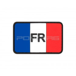 France Flag velcro patch (selectable)