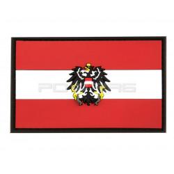 Austria Flag velcro patch (selectable)
