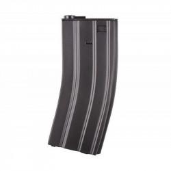 E&C mid-cap metal magazine 160 rounds for M4 AEG -