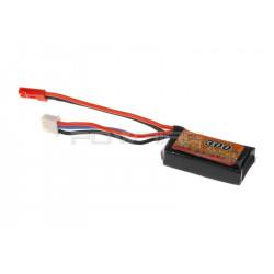 VB Power Batterie lipo HPA 7.4v 300mah JST - Powair6.com