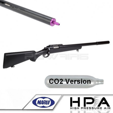 Tokyo Marui VSR-10 G-SPEC HPA CO2 powered (Black) -