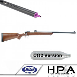 Tokyo Marui VSR-10 HPA CO2 powered (brown) - Powair6.com