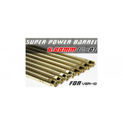 Orga Super Power Barrel 6.00mm for VSR-10 (430mm) - Powair6.com