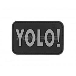 YOLO! velcro patch (selectable)