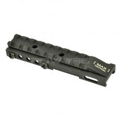 Madbull rehausse MAX Tactical pour Rail 20mm -