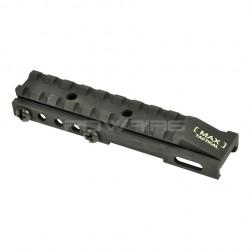 Madbull rehausse MAX Tactical pour Rail 20mm - Powair6.com