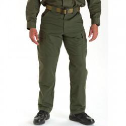 5.11 Pantalon TDU Ripstop régular (Vert) -
