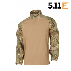 5.11 Combat shirt Rapid Assault (Multicam) - Powair6.com