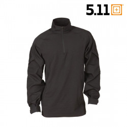 5.11 RAPID ASSAULT SHIRT ( Black) -