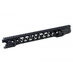 RWA RIS Fortis Night Rail 16 inch M-LOK pour M4 AEG / GBBR