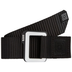 5.11 TRAVERSE™ DOUBLE BUCKLE BELT (Black) -