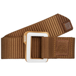 5.11 TRAVERSE™ DOUBLE BUCKLE BELT (Battle Brown) -