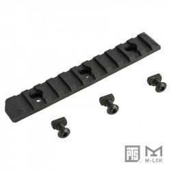 PTS® Enhanced Rail Section™ ERS™ - M-LOK - 11 slots - Powair6.com