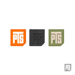 PTS PVC TAB Patch (selectable)