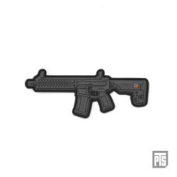 PTS Patch PVC CM4 (noir)