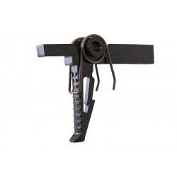 Crusader Steel Match Trigger for VFC Umarex M4 / HK416 GBBR - Black -