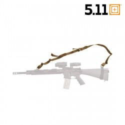 5.11 type 2 point Sling - Sandstone - Powair6.com