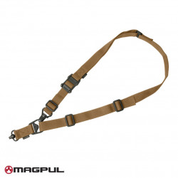 Magpul MS3® 1 point QD Sling GEN2 - Coyote - Powair6.com