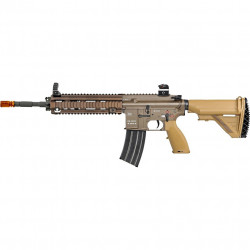 H&K HK416 D14.5RS V2 with mosfet - Tan -