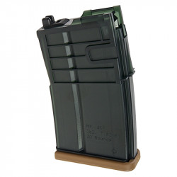 VFC 20 rounds gas magazine for HK417 GBBR - Tan