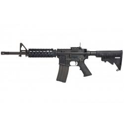 GHK COLT Licensed M4 RAS GBB 12.5 inch V2 - Black - Powair6.com