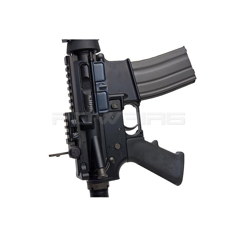 GHK COLT Licensed M4 RAS GBB 12 5 inch V2 - Black