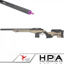 Powair6 AAC T10 Bolt Action HPA - DE