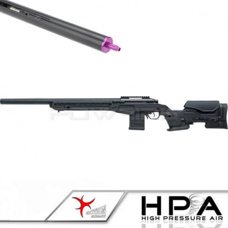 P6 AAC T10 Bolt Action HPA - Noir - Powair6.com