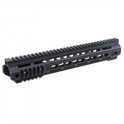 VFC RIS SABER 13 inch Keymod pour M4 AEG / GBBR - Noir - Powair6.com