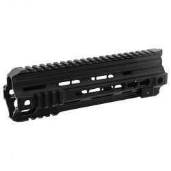 VFC RIS 416 9 inch Keymod pour M4 AEG / GBBR - noir - Powair6.com