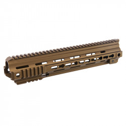 VFC RIS 416 13 inch Keymod pour M4 AEG / GBBR - FDE - Powair6.com