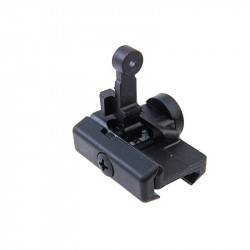 VFC MP7 Folding Rear Sight - Powair6.com
