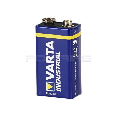 Varta 9 Volt Battery 6LR61 -