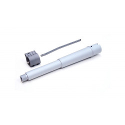 Dytac 7.5inch Carbine Outer Barrel Assemble for PTW (silver) -