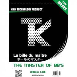 TANIO KOBA BIO 0.30g Precision BBS (2000rds/bag)