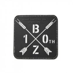 BEERZONE 10th anniversaryVelcro patch