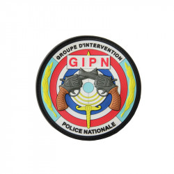 Patch Groupe d Intervention Police Nationale