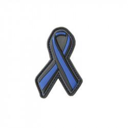 THIN BLUE LINE SCHLEIFEN Velcro patch
