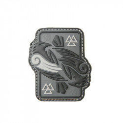 Odins RAVEN Velcro patch