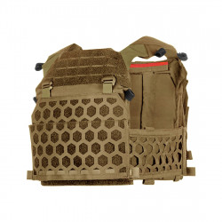 5.11 TACTEC™ PLATE CARRIER - Sandstone (S/M or L/XL) -